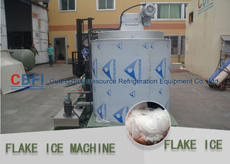 الصين Industrial Flake Ice Maker For Meat With 1 Year Warranty CE Approved مصنع