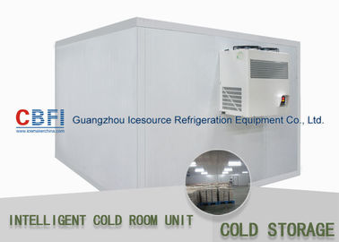 Sliding Door Freezer Cold Room Units Temperature Controlled Automatically