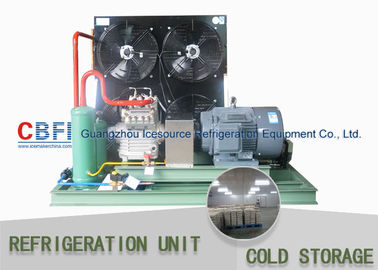 الصين Seafood Cooling Cold Room And Freezer Room , BITZER Compressor Cold Storage Room مصنع