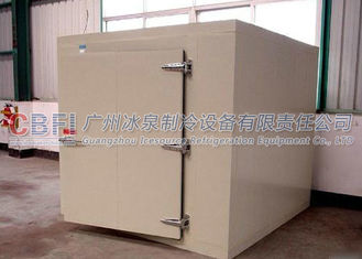 الصين 100 mm Insulation Panel Cold Room Storage For Vegetable Potato , Tomato , Fruit مصنع