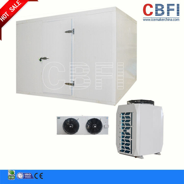 Hotel Supermarket Commercial Blast Chiller With LG Electrical Components المزود