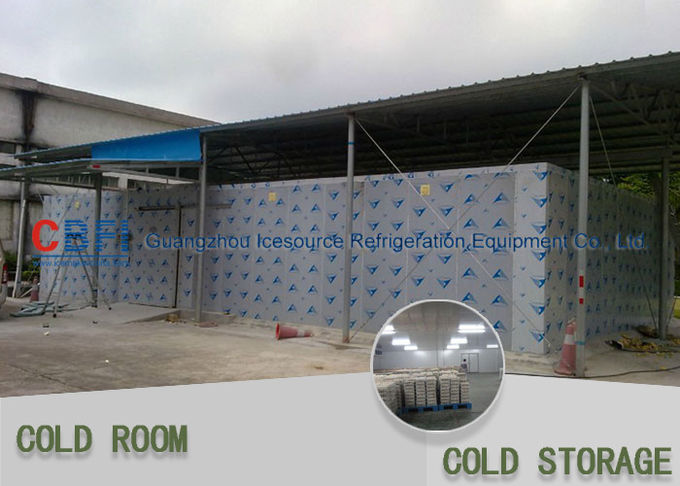 100 mm Insulation Panel Cold Room Storage For Vegetable Potato , Tomato , Fruit